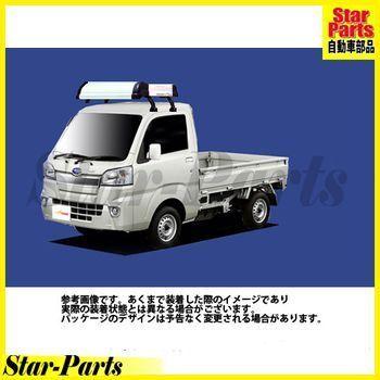 ルーフキャリア サンバートラック S201J S211J Kシリーズ TUFREQ 精興工業 タフレック_画像1