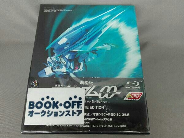 劇場版 機動戦士ガンダム00-A wakening of the Trailblazer-COMPLETE EDITION(初回限定生産)(Blu-ray Disc)_画像2