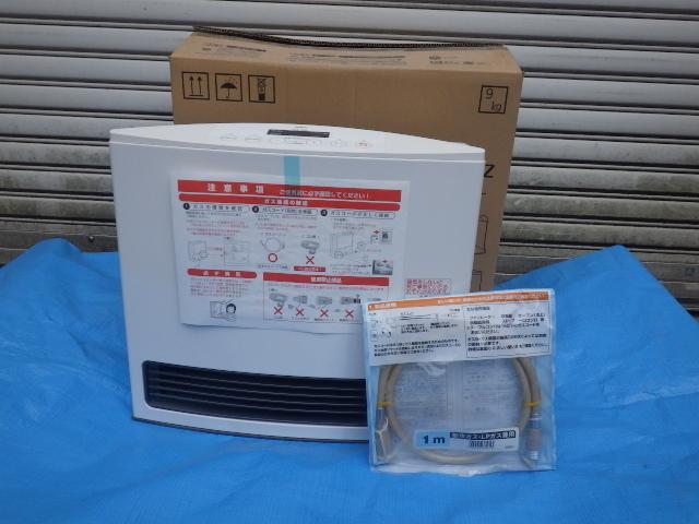 未使用 ノーリツ ガスファンヒーター GFH-4003S-W5 LPガス 15年 新でん