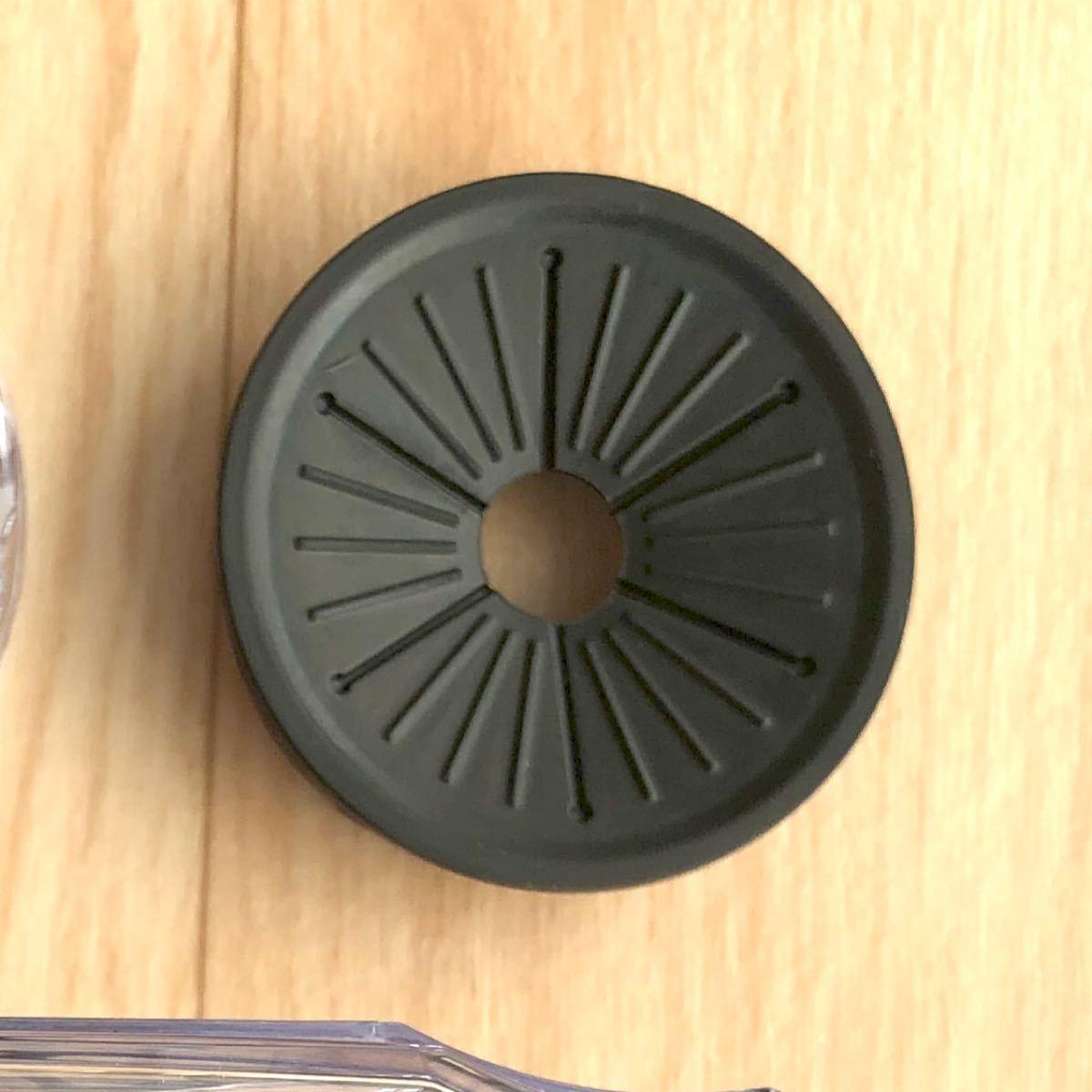 ネスカフェゴールドブレンドバリスタ コーヒータンク取り付け部ゴム