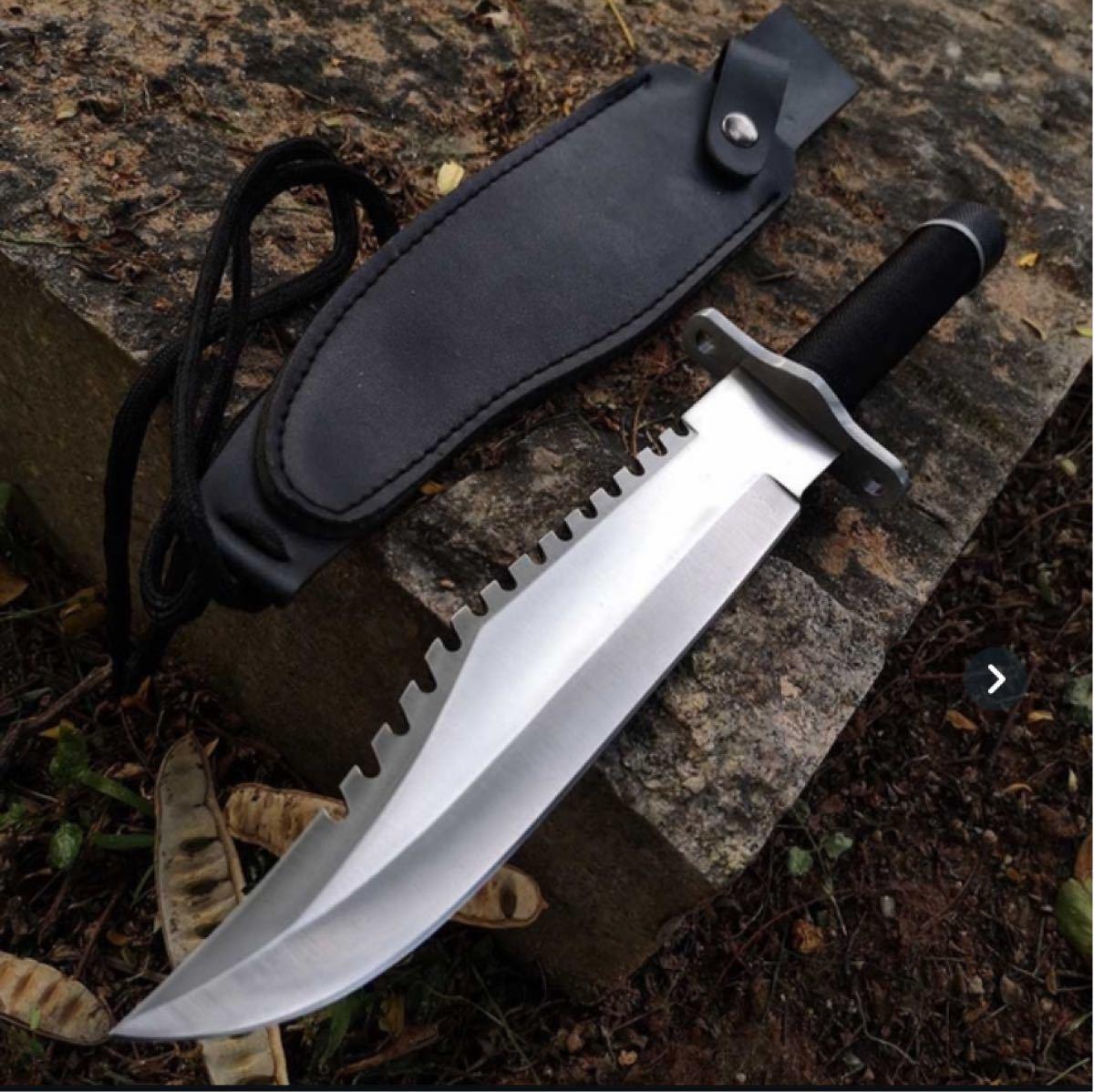 ナイフ シースナイフ サバイバルナイフ