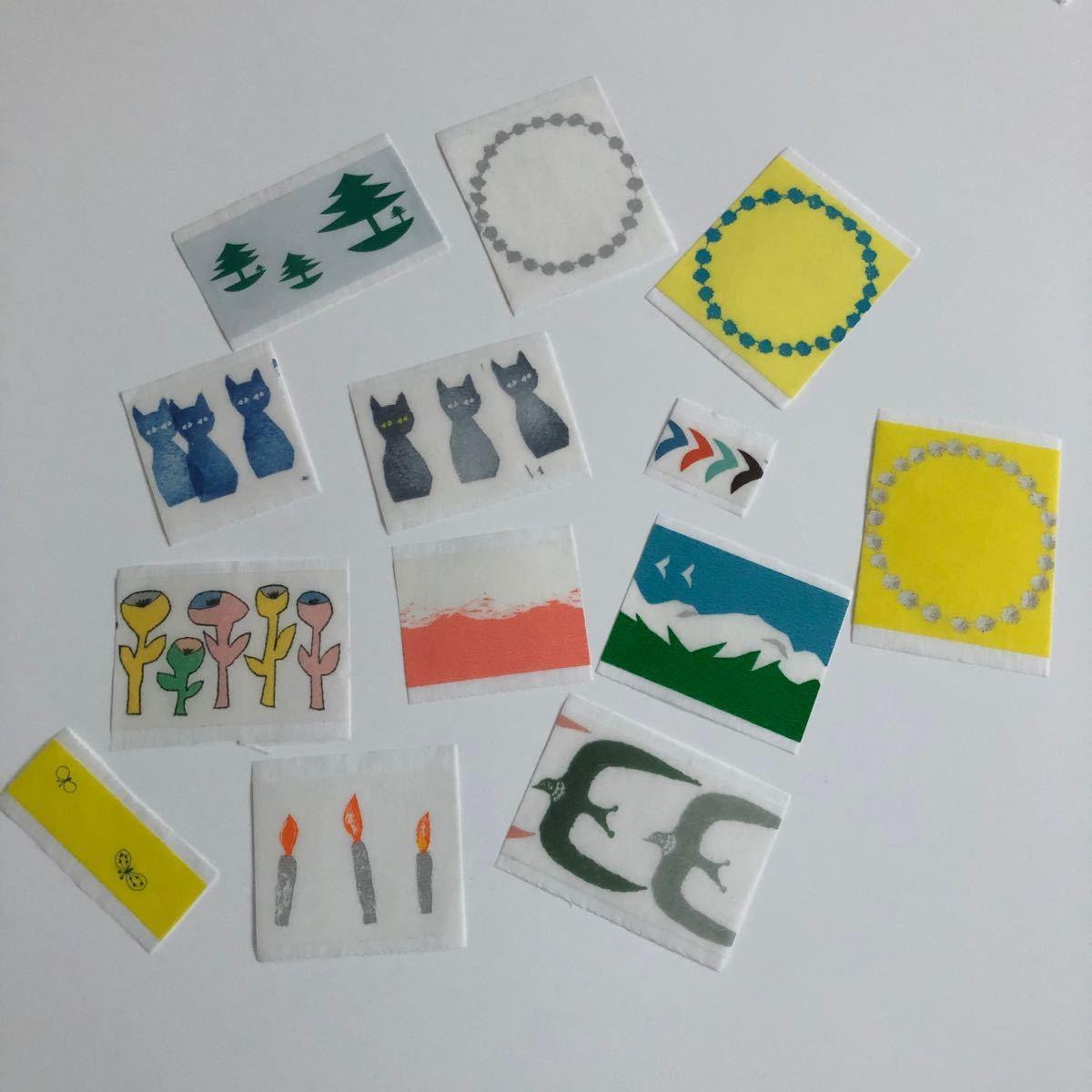 ミナペルホネン マスキングテープ マステ フレークシール シール 40種類