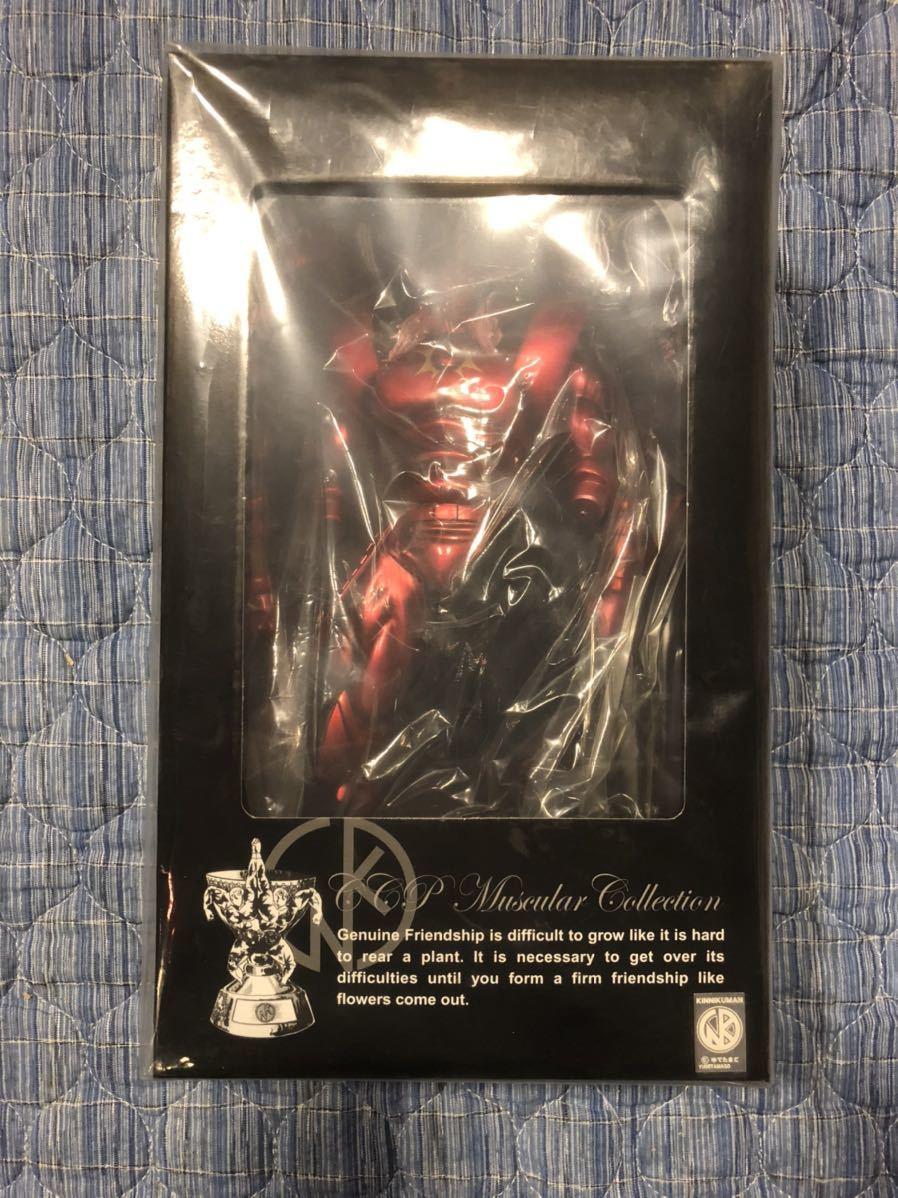 新品 CCP Muscular Collection EX 悪魔将軍地獄のメリーゴーランド 赤原作カラー ハイスペックVer_画像1