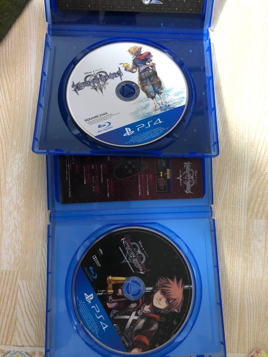 PS4 キングダムハーツ 2.8 3 ソフト セット