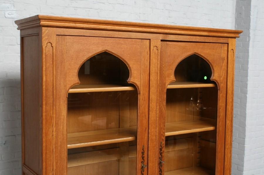 品番6743ヨーロッパ市場在庫品アンティーク家具ダイニング9点セット現地在庫商品1940年代ベルギー原産オーク製_画像7