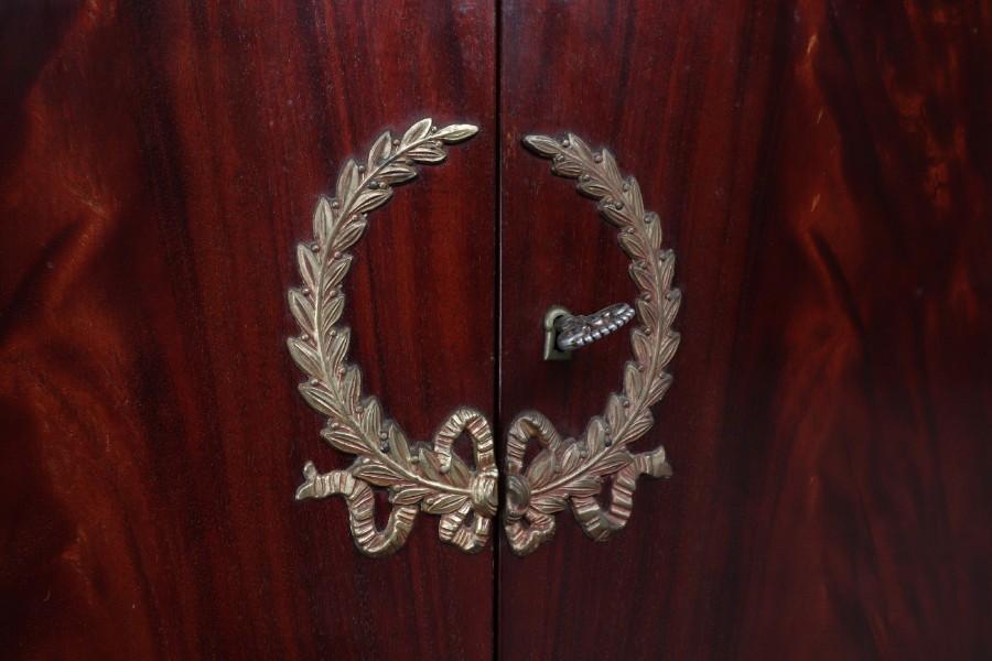 品番8732現地在庫販売フランス原産アンティーク家具マホガニー製ダイニングルーム9点セット1940年_画像5
