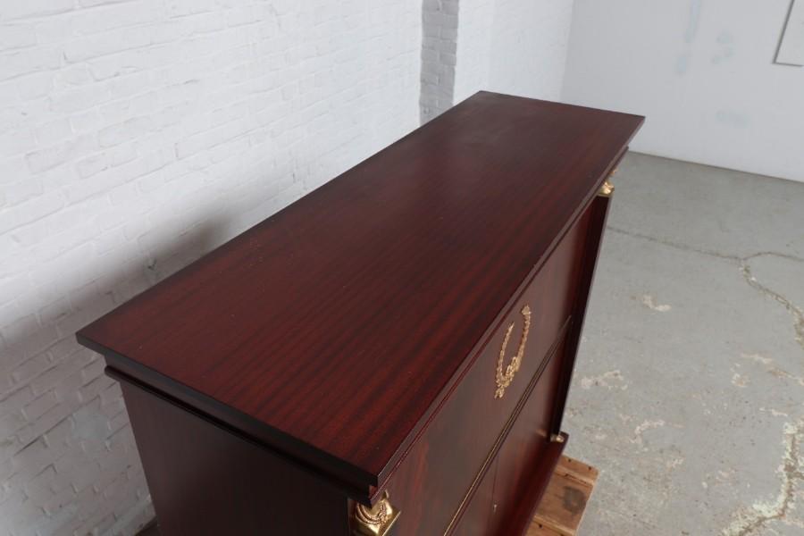品番8732現地在庫販売フランス原産アンティーク家具マホガニー製ダイニングルーム9点セット1940年_画像8