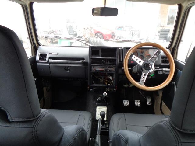 「ジムニー JA11 ワイルドウィンド リフトアップ公認 スズキ マッテレ 牽引登録」の画像2