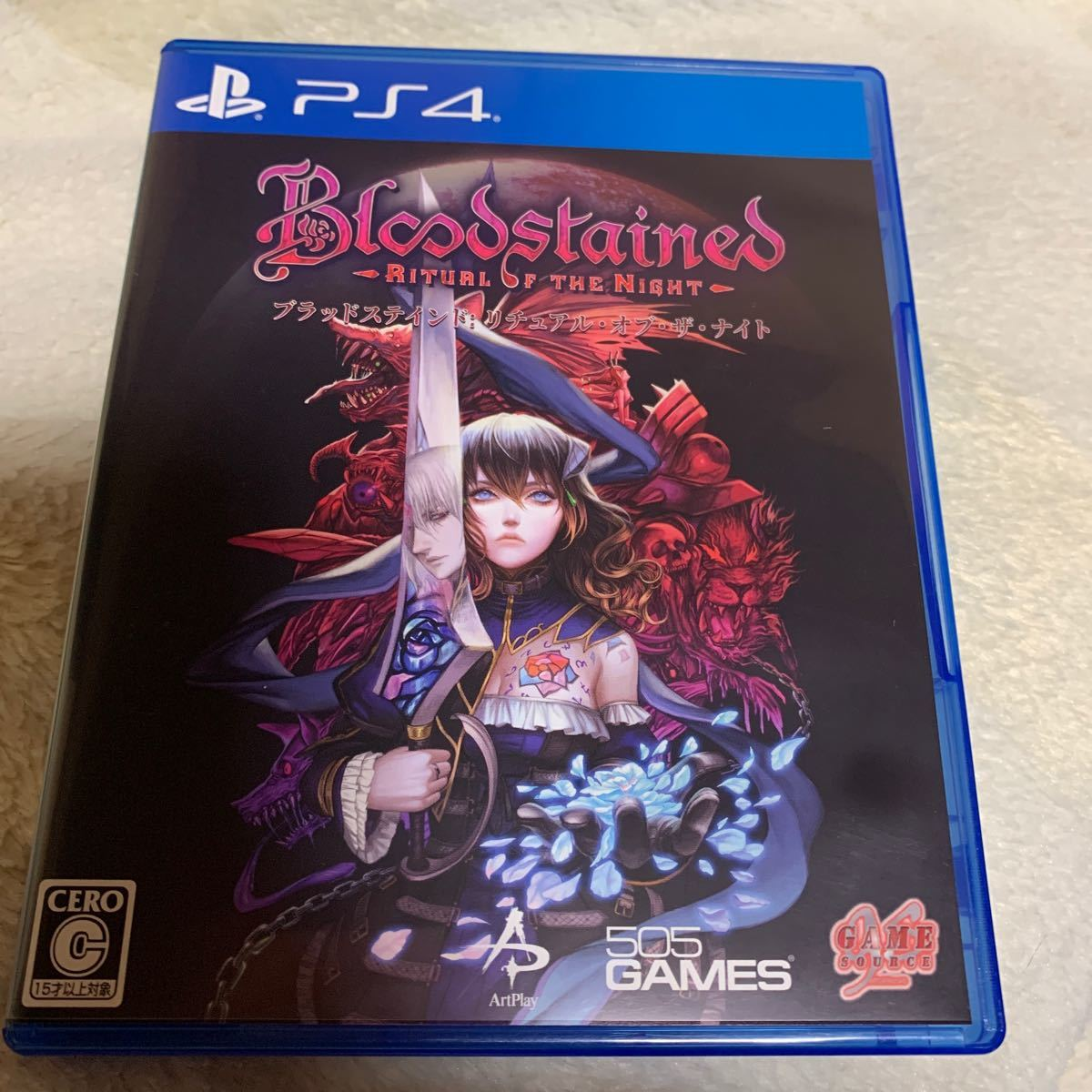 【PS4】 Bloodstained: Ritual of the Night