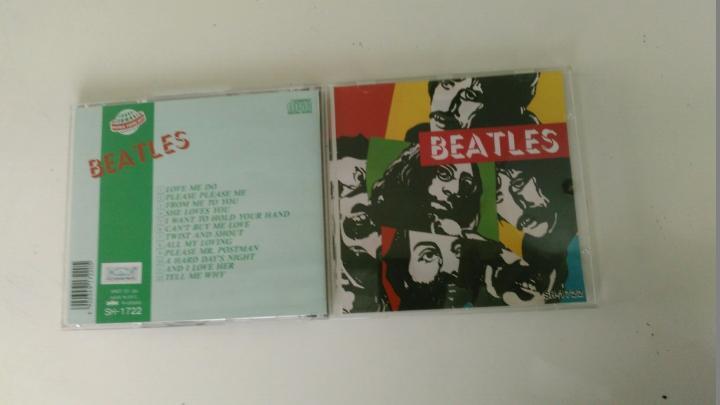 中古品です。CD、 world super hits beatles、です、状態はケースにイタミがあります。