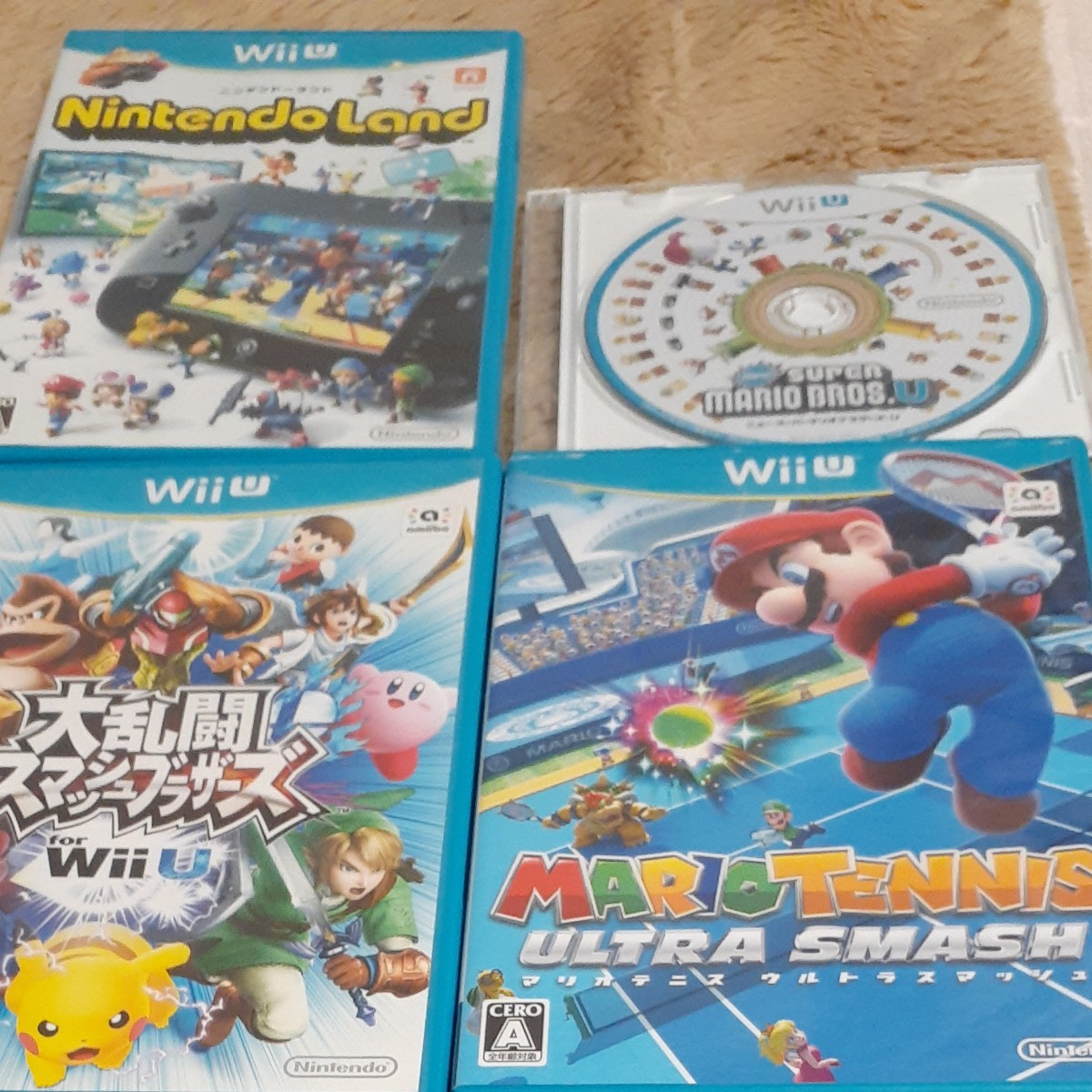 Wii ソフト wiiu ソフト