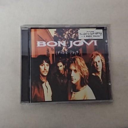 bon jovi (ボン・ジョヴィ) 「these days」