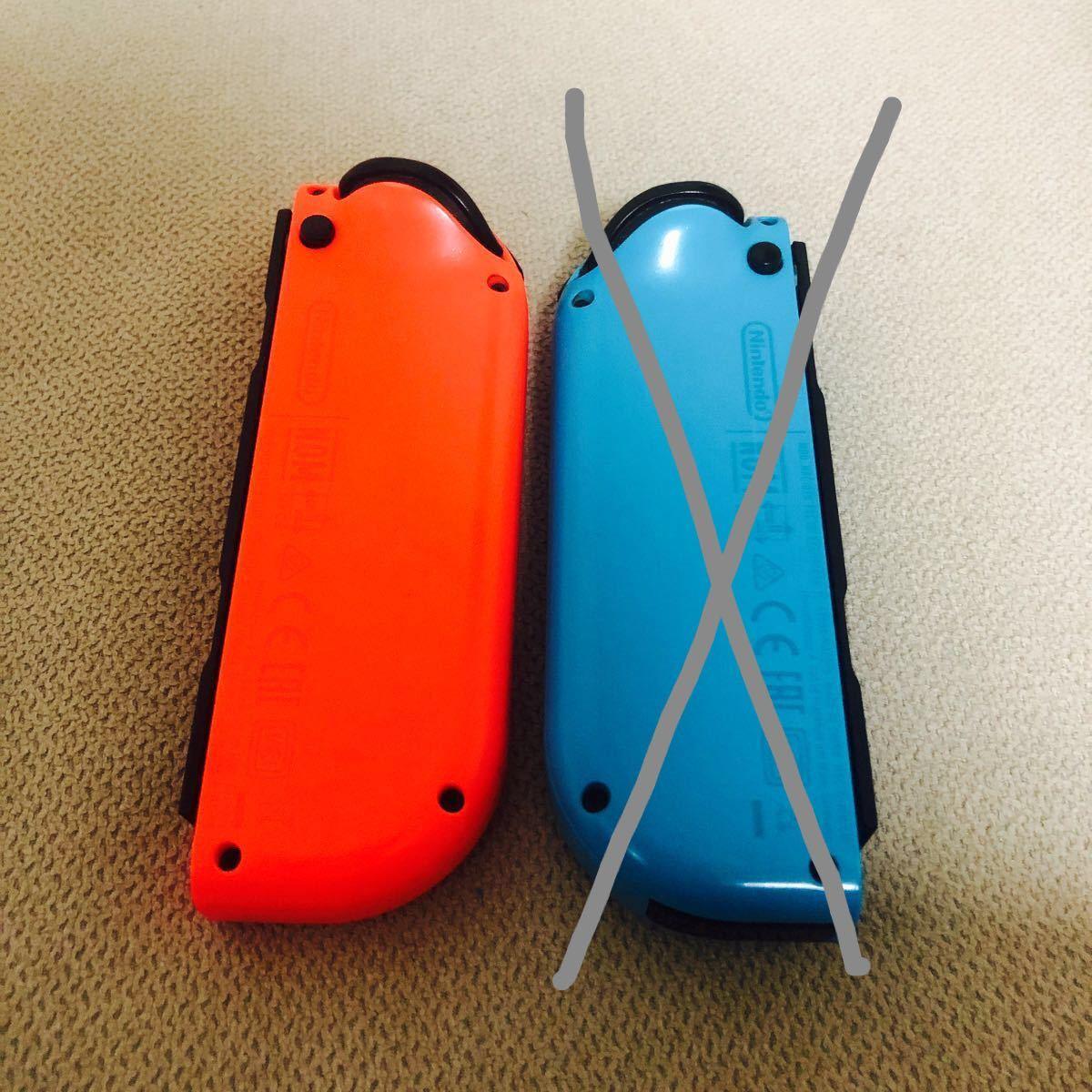 Nintendo Switch ジョイコン  ネオンピンク