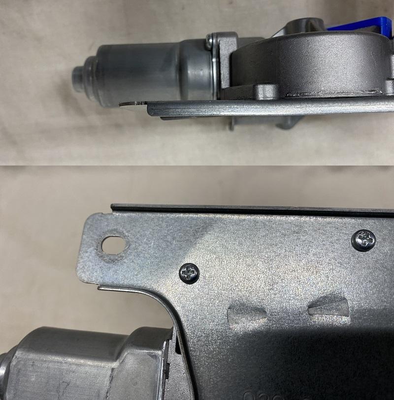 デイズ B21W バックドア補器 4点 / ハイマウントストップランプ リアワイパーモーター バックカメラ スマートキーアンテナ_リアワイパーモーター