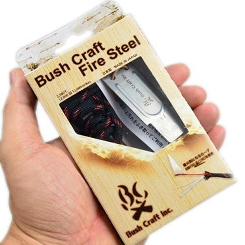 Bush Craft ブッシュクラフト オリジナル ファイヤースチール2.0 メタルマッチ 06-01-meta-0001 アウトドア_画像2