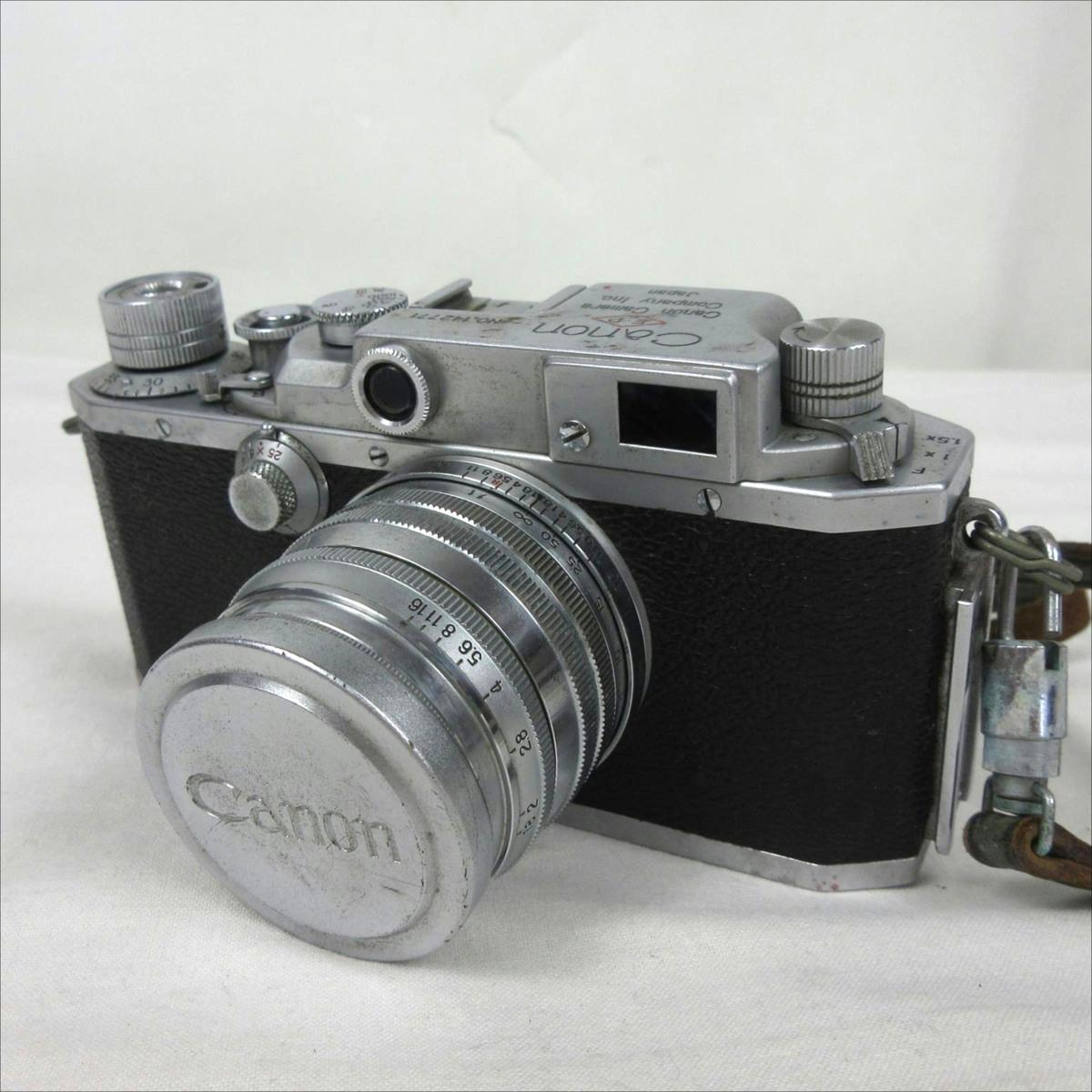 1円【ジャンク】 Canon キャノン レンジファインダーカメラ 【70】