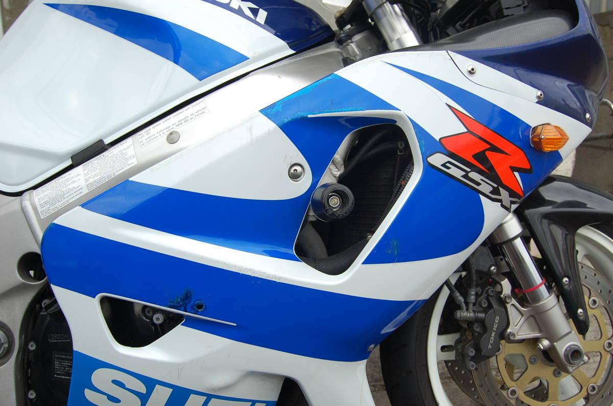 ★2000年 Suzuki GSX-R750 カナダスペック 逆車 車検R3/2まで!★_画像4