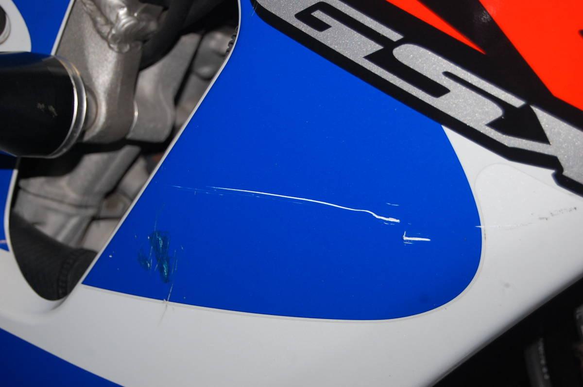 ★2000年 Suzuki GSX-R750 カナダスペック 逆車 車検R3/2まで!★_画像5
