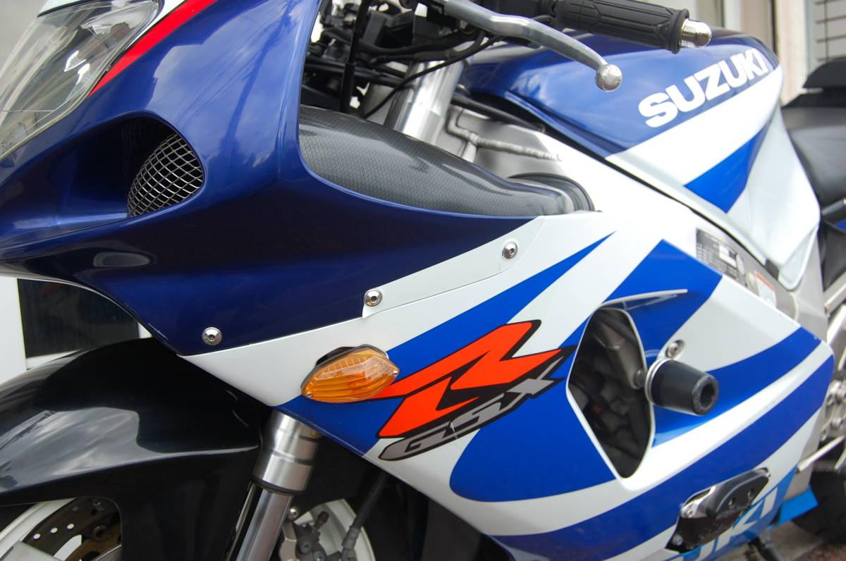 ★2000年 Suzuki GSX-R750 カナダスペック 逆車 車検R3/2まで!★_画像10