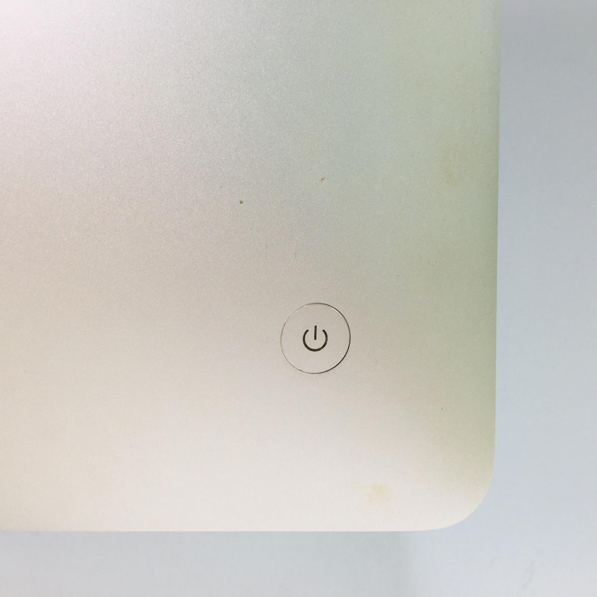 ジャンク iMac 21.5インチ(Mid 2010) Core i3 3.06GHz/4GB/500GB MC508J/A_画像7