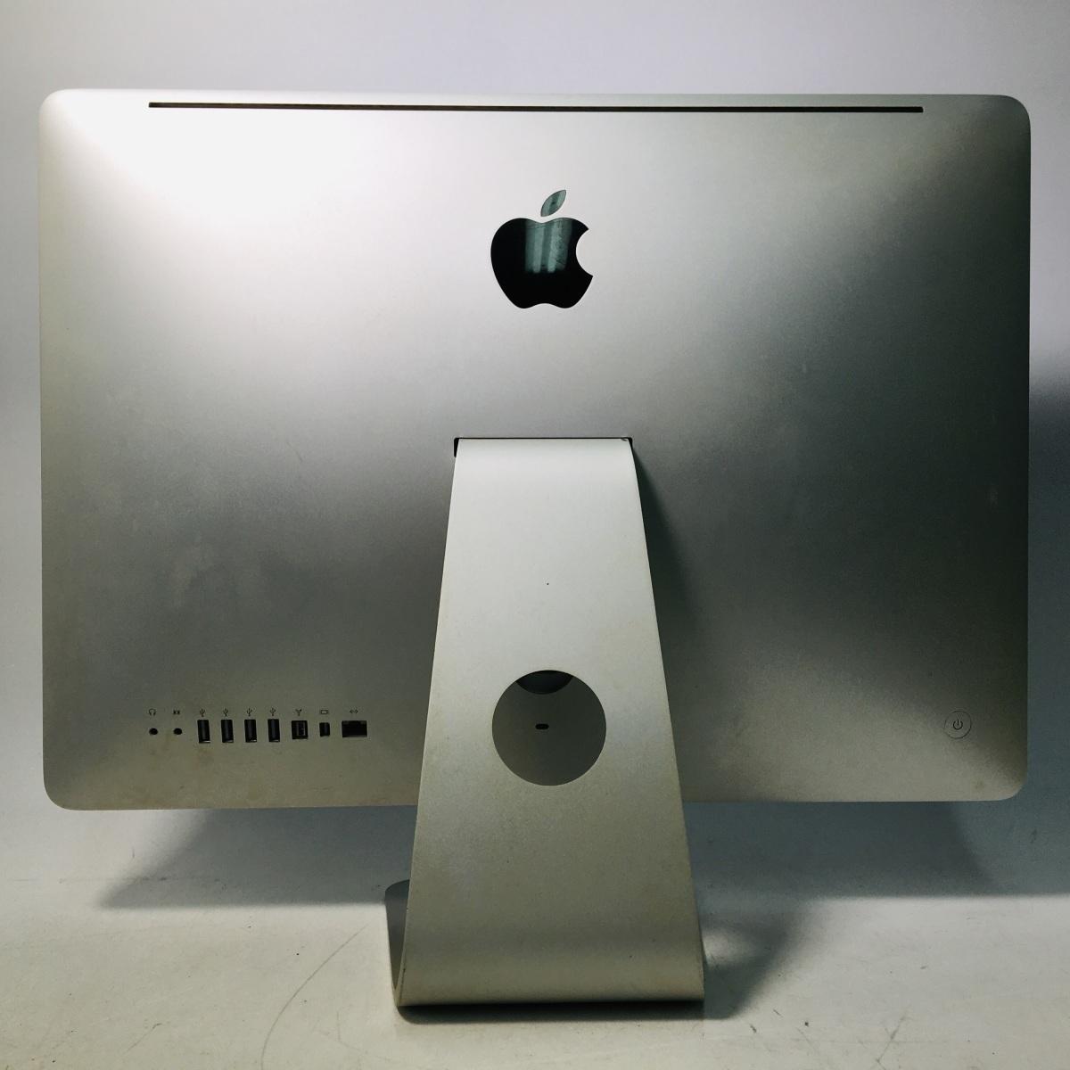 ジャンク iMac 21.5インチ(Mid 2010) Core i3 3.06GHz/4GB/500GB MC508J/A_画像4
