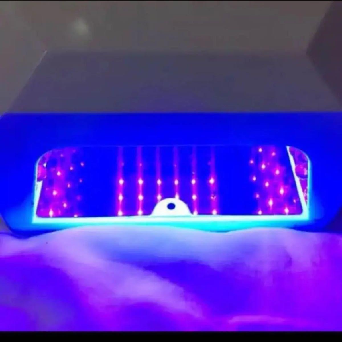 LEDライト ジェルネイル ネイルアート セルフネイル