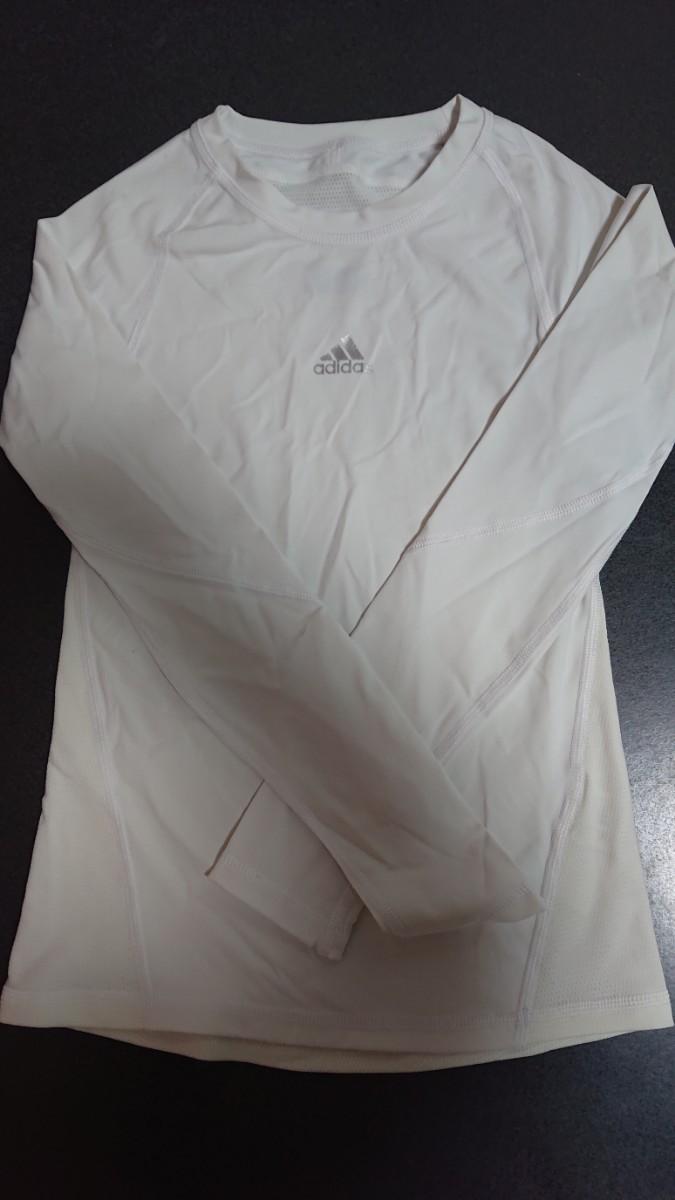adidas アンダーシャツ キッズサイズ140cmサッカー