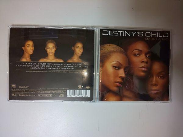 【CD】 DESTINY'S CHILD / DESTINY FULFILLED_画像1
