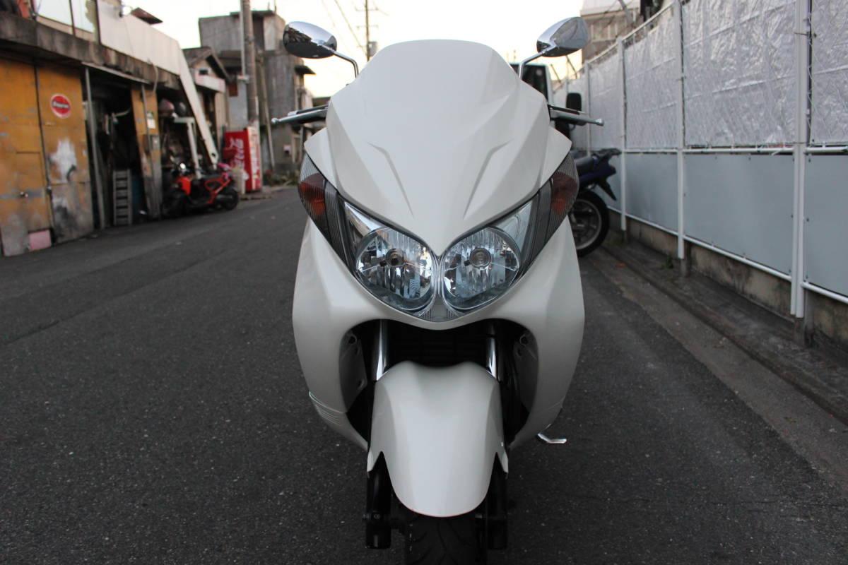 「大阪~整備済み スカイウェイブ400SS ノーマル車両 エンジン好調 即決サービス有り お引き取り、全国陸送、フェリー発送OK!!」の画像3