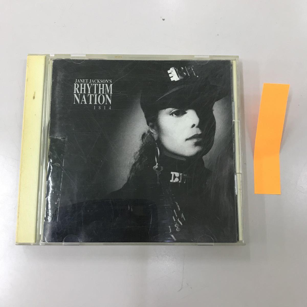 CD 中古☆【洋楽】JANET JACKSON'S