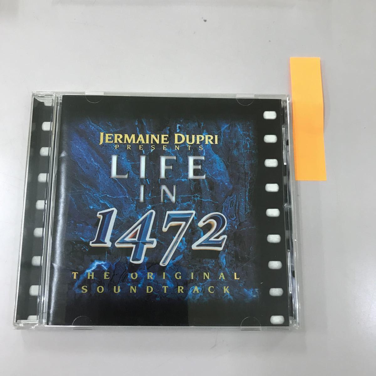 CD 中古☆【洋楽】JERMAINE DUPRL LIFE IN 1472