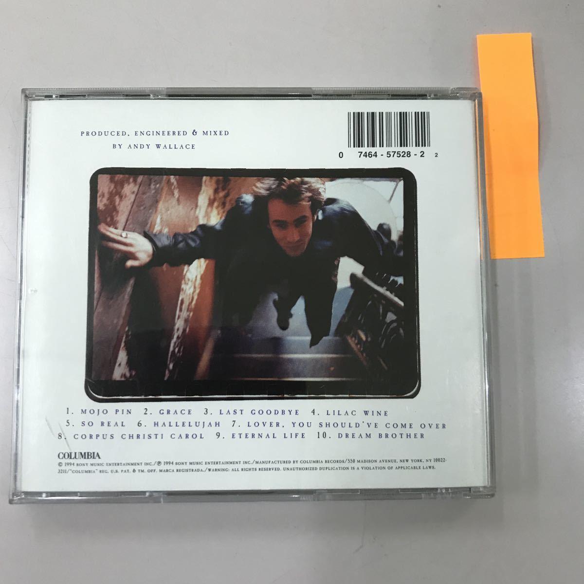 CD 中古☆【洋楽】JEFF BUCKLEY Grace