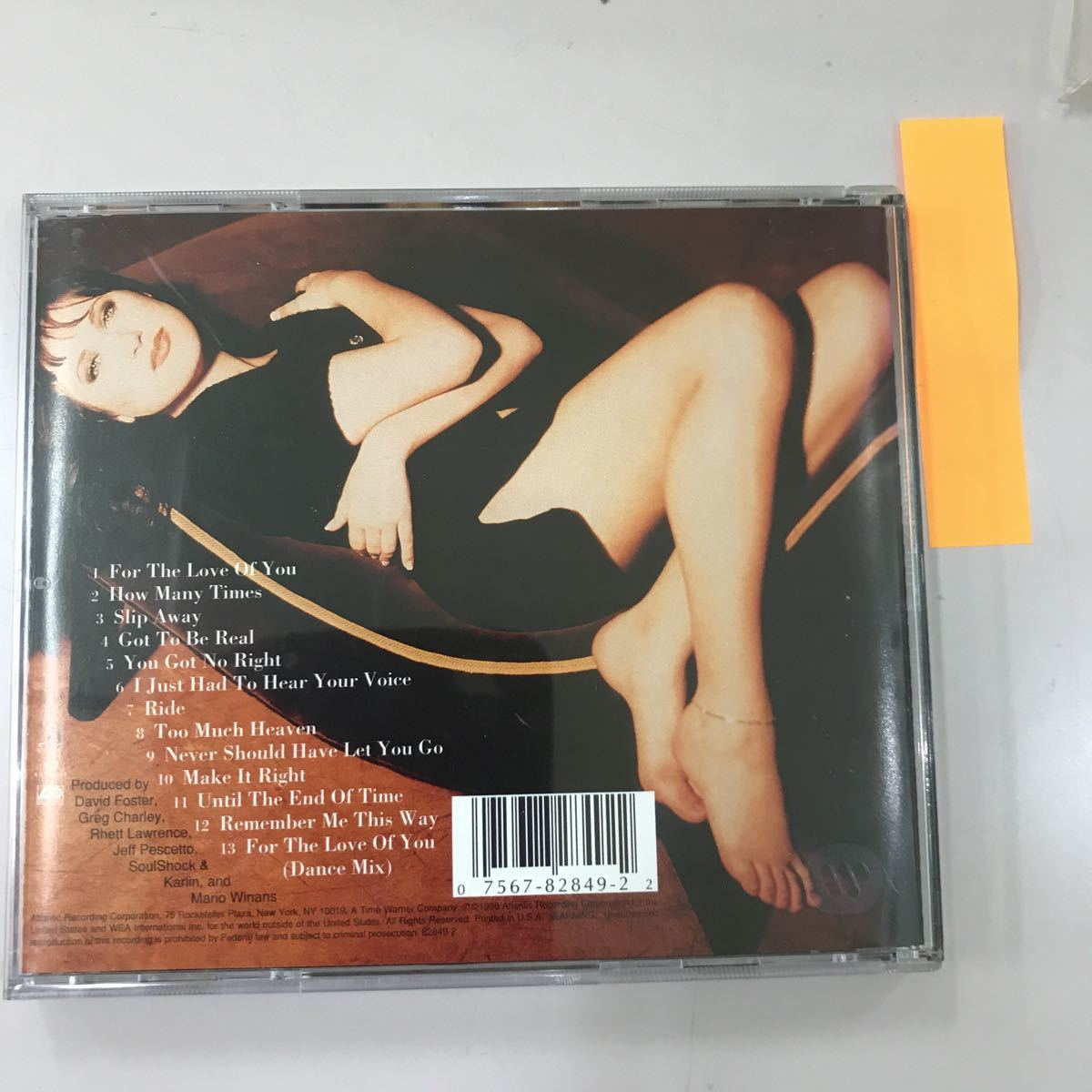 CD 中古☆【洋楽】JORDAN HILL