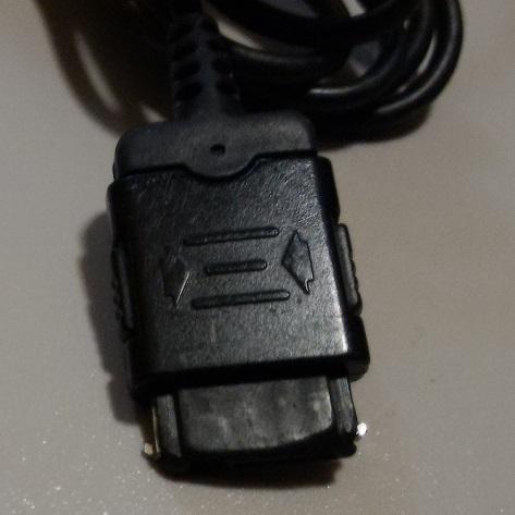 訳あり品 SoftBank ソフトバンク ACアダプタ SHCAA1 シャープ 携帯電話用充電器 ガラケー SHARP vodafone ボーダフォン_画像4