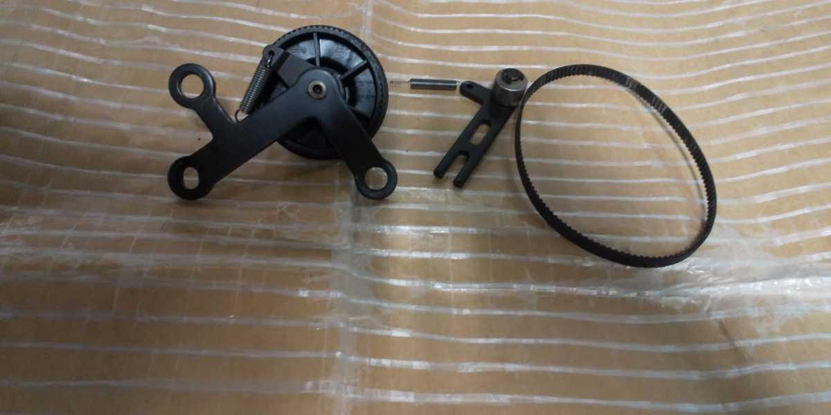 GB103 ベルニナ 1090 ベルト車 モーターベルト ギア ミシン 部品 パーツ_画像1