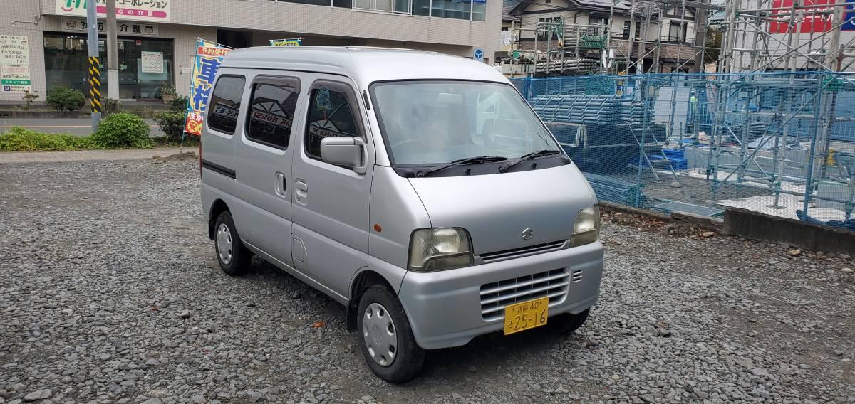 「エブリィ ジョイン DA62V 車検2年付き渡し可能 売り切り!!」の画像2