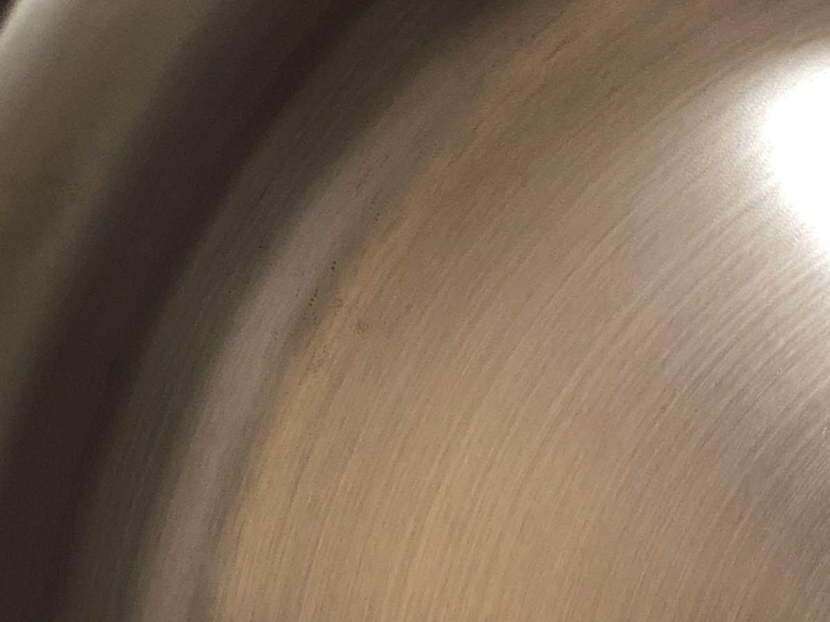 訳あり新品 T-fal IHステンレス ソースパン20cm(シールリッド付)インジニオネオ ティファール