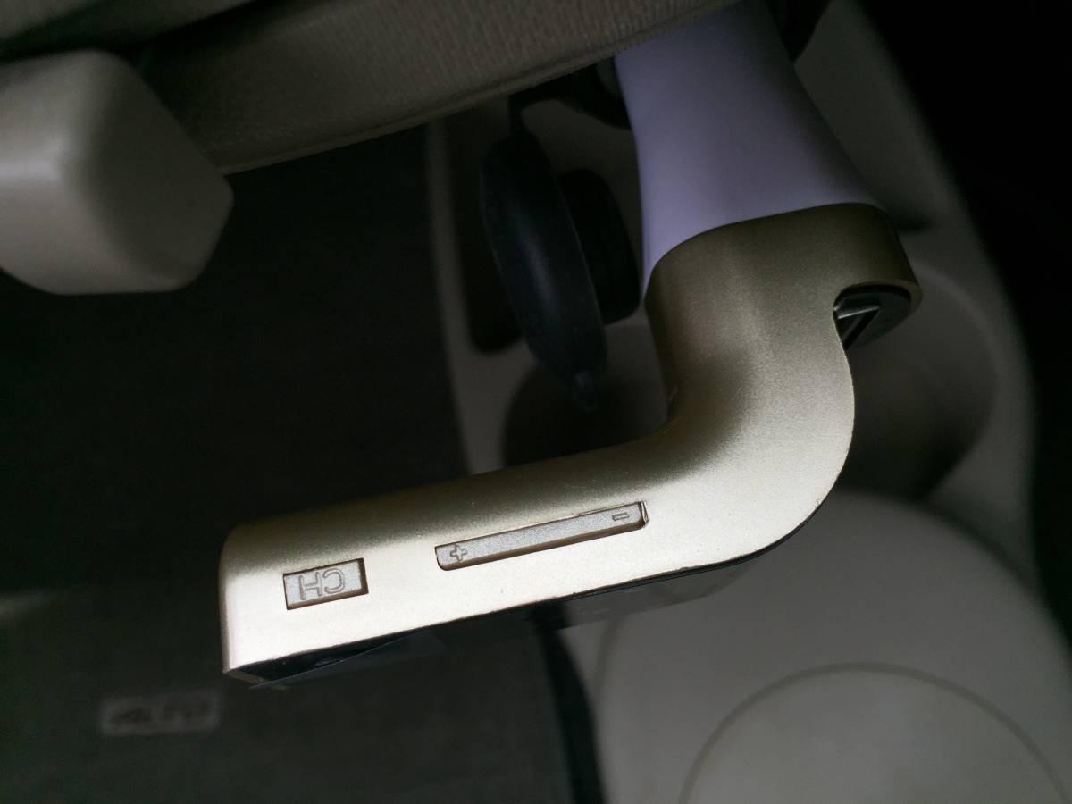 FMトランスミッター Bluetooth 車で音楽、YouTubeを 201128-02_画像4