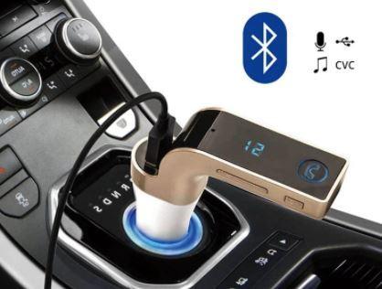 FMトランスミッター Bluetooth 車で音楽、YouTubeを 201128-02_画像1