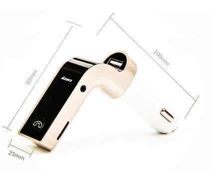 FMトランスミッター Bluetooth 車で音楽、YouTubeを 201128-02_画像6