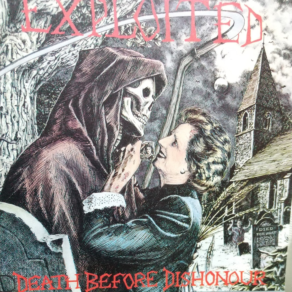 the exploited/death before dishonour