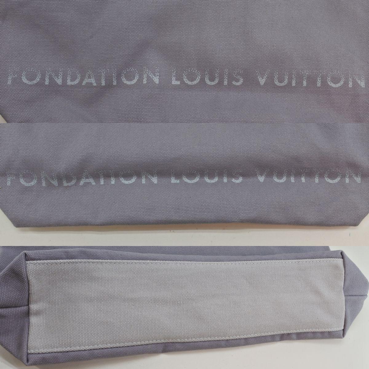 ワケあり fondation LOUIS VUITTON トートバッグ・ポーチ セット トートにシミあり[222921_画像5