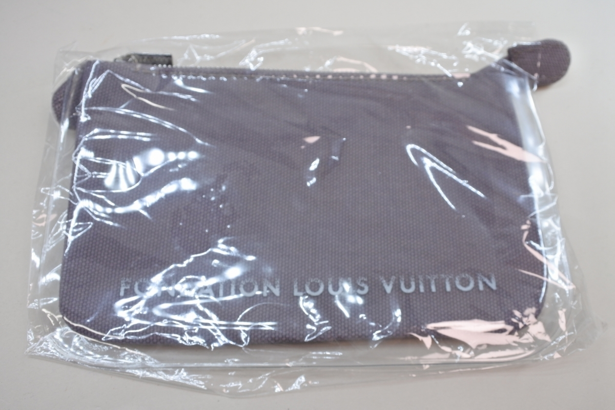 ワケあり fondation LOUIS VUITTON トートバッグ・ポーチ セット トートにシミあり[222921_画像9