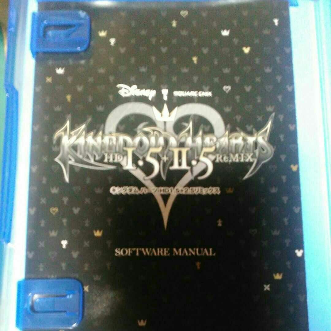 PS4 キングダムハーツ  HD1.5+2.5 リミックス