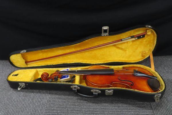 1519/ss/11.07 SUZUKI VIOLIN No.540 Size 4/4 鈴木 スズキ ヴァイオリン バイオリン 弦