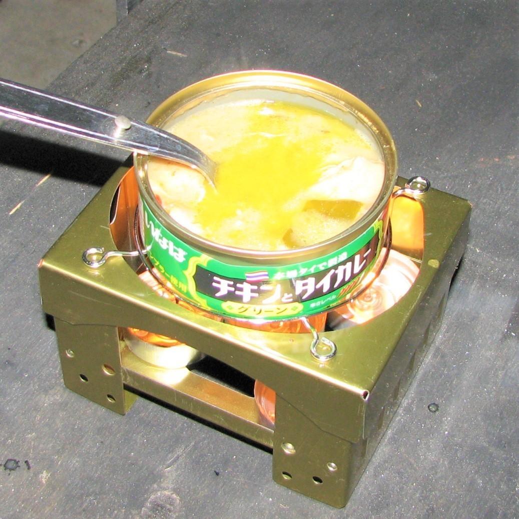 ソロ キャンプ 固形燃料 ストーブ ポケット ストーブ ポットスタンド セット