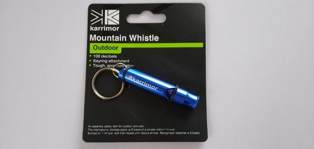 Karrimor Mountain Whistle