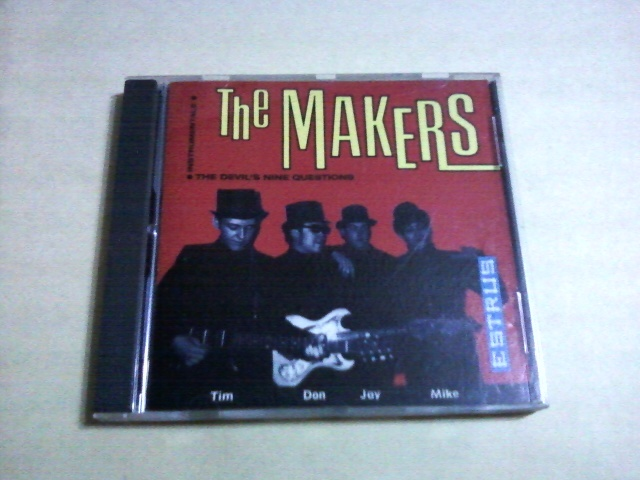 The Makers ‐ The Devil's Nine Questions☆Down-N-Outs Better Off