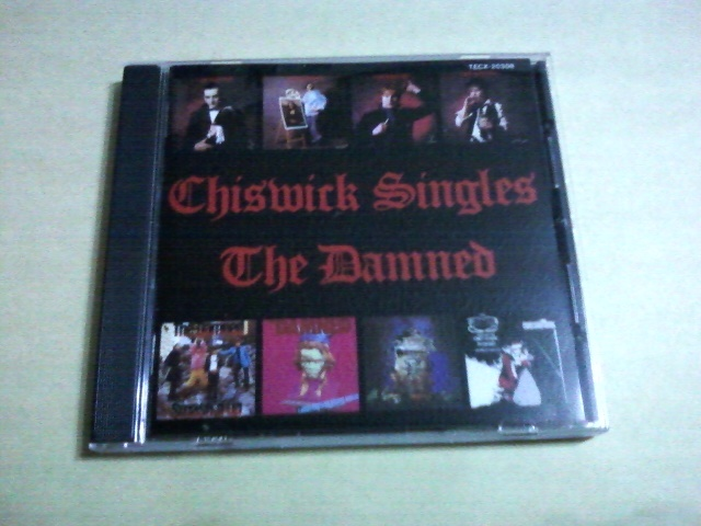 The Damned ‐ Chiswick Singles☆Vibrators UK Subs The Saints Buzzcocks Johnny Thunders Chelsea Mekons Victimize English Dogs