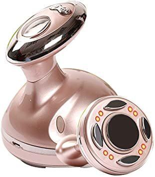 レッド 家庭用キャビテーション機器 RFラジオ波・EMS・赤LED光エステ搭載 超音波振動 筋肉収縮 トレーニング 痩身 毛穴ク_画像1